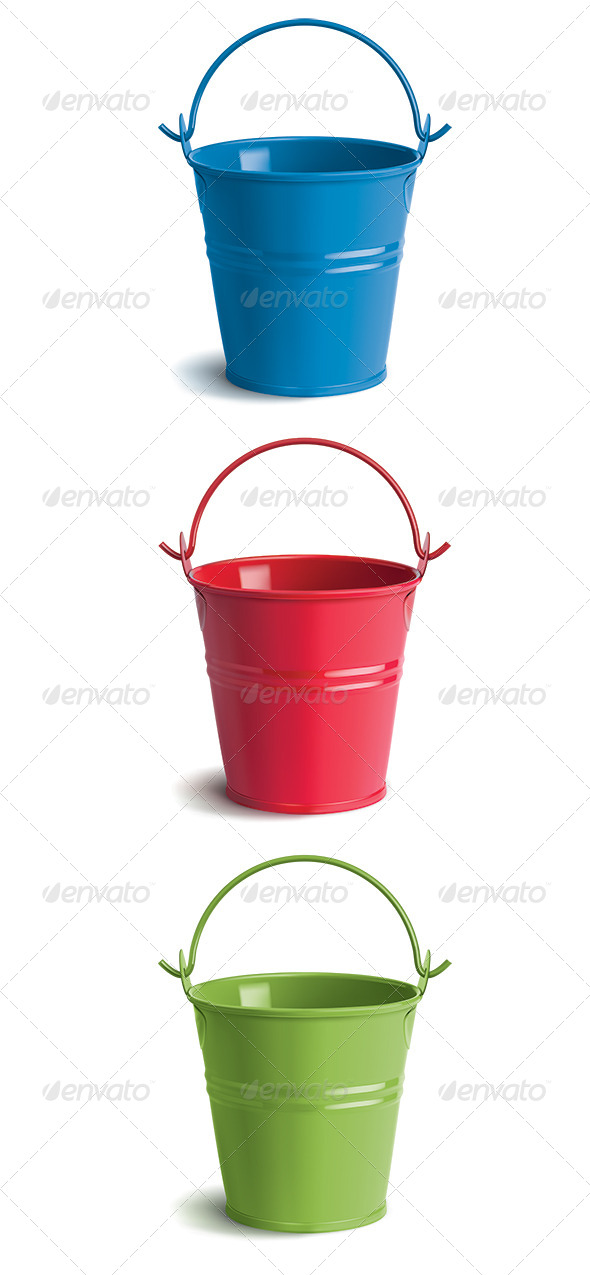 GraphicRiver Bucket 7959994