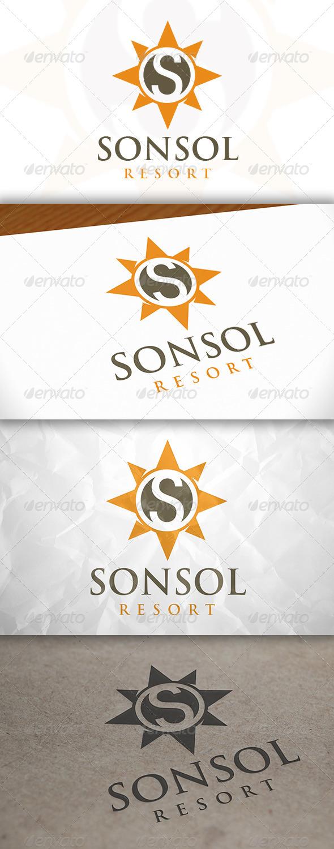GraphicRiver Sonsol Logo 7959998