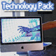 Technology Loops Pack - AudioJungle Item for Sale