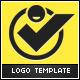 Social Check Logo Template - GraphicRiver Item for Sale