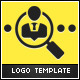 Work Search Logo Template - GraphicRiver Item for Sale