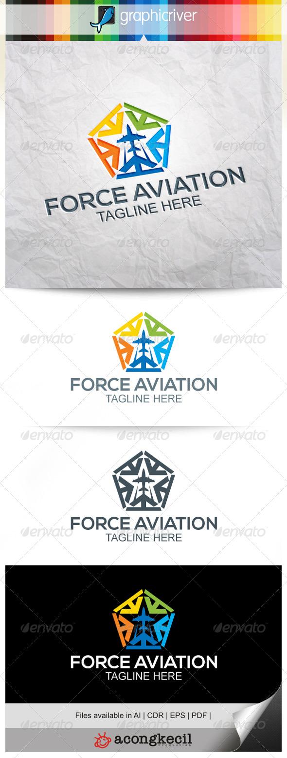 GraphicRiver Force Aviation V.5 7962538