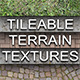 8 Terrain Textures - GraphicRiver Item for Sale