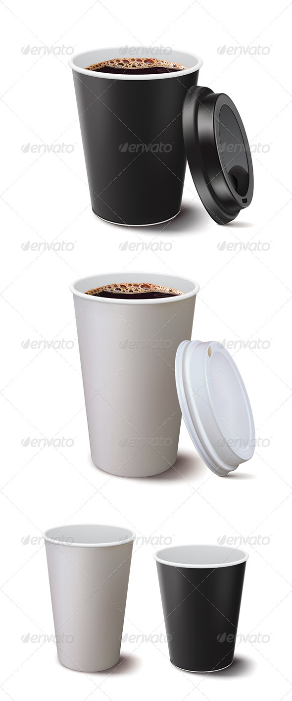 GraphicRiver Coffee Cup 7963553