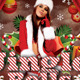 Jingle Christmas Party-Club Flyer Template - GraphicRiver Item for Sale