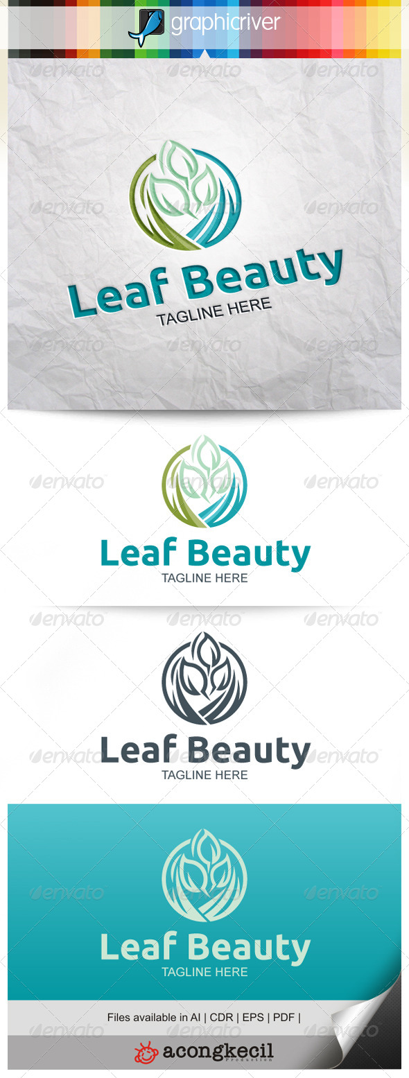 GraphicRiver Leaf Beauty V.3 7964089