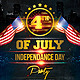 Fourth of July Party Flyer - GraphicRiver Item for Sale