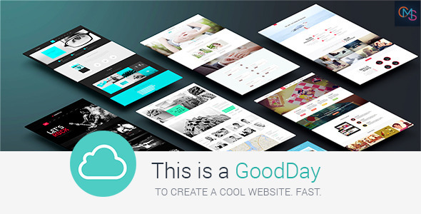 GoodDay - Multi-Purpose Responsive WordPress Theme - Miscellaneous WordPress