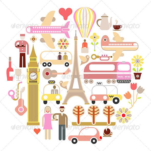GraphicRiver Travel 7966282