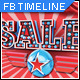 Fourth of July Sale FB Timeline Cover - GraphicRiver Item for Sale