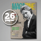 Indesign Magazine Template 03 - GraphicRiver Item for Sale