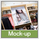 Fashion Poster Mockup - GraphicRiver Item for Sale