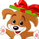 Puppy Jumping from Box - GraphicRiver Item for Sale