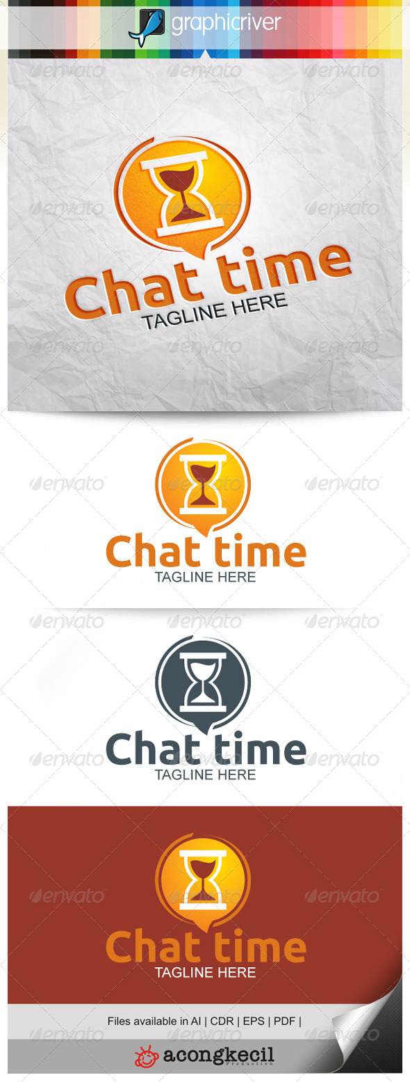 GraphicRiver Chat Time 7970395