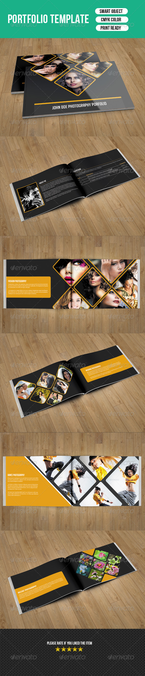 GraphicRiver Photography Catalog-V19 7972569