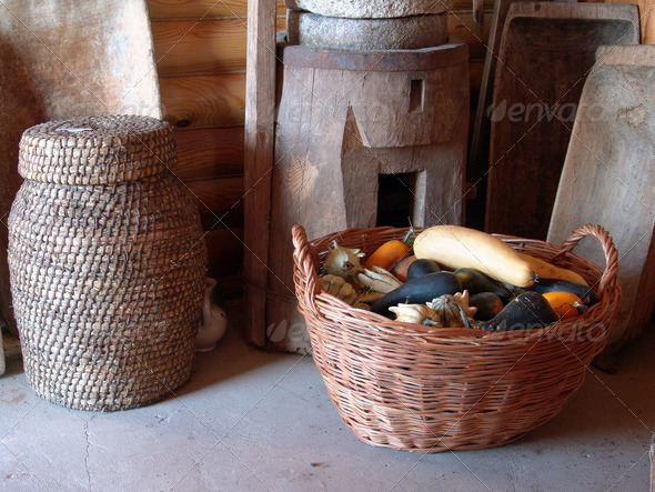 The Ukrainian ancient objects - Stock Photo - Images