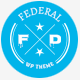 Federal One Page Multi-Purpose WooCommerce - ThemeForest Item for Sale