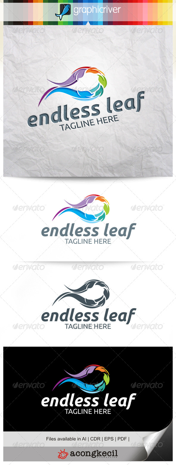 GraphicRiver Endless Leaf 7972687