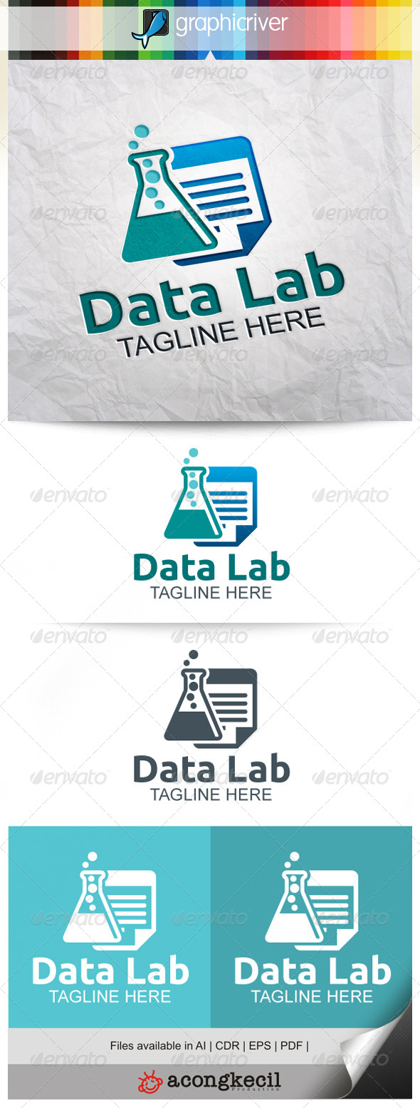 GraphicRiver Data Lab 7972705