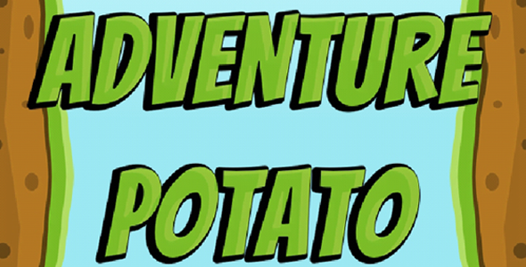 CodeCanyon Adventure Potato Arcade Jumper with AdMob 7897397