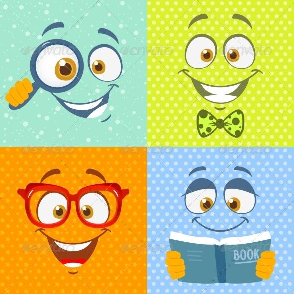 GraphicRiver Smiles 7973031