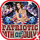 Patriotic 4th of July Party - GraphicRiver Item for Sale
