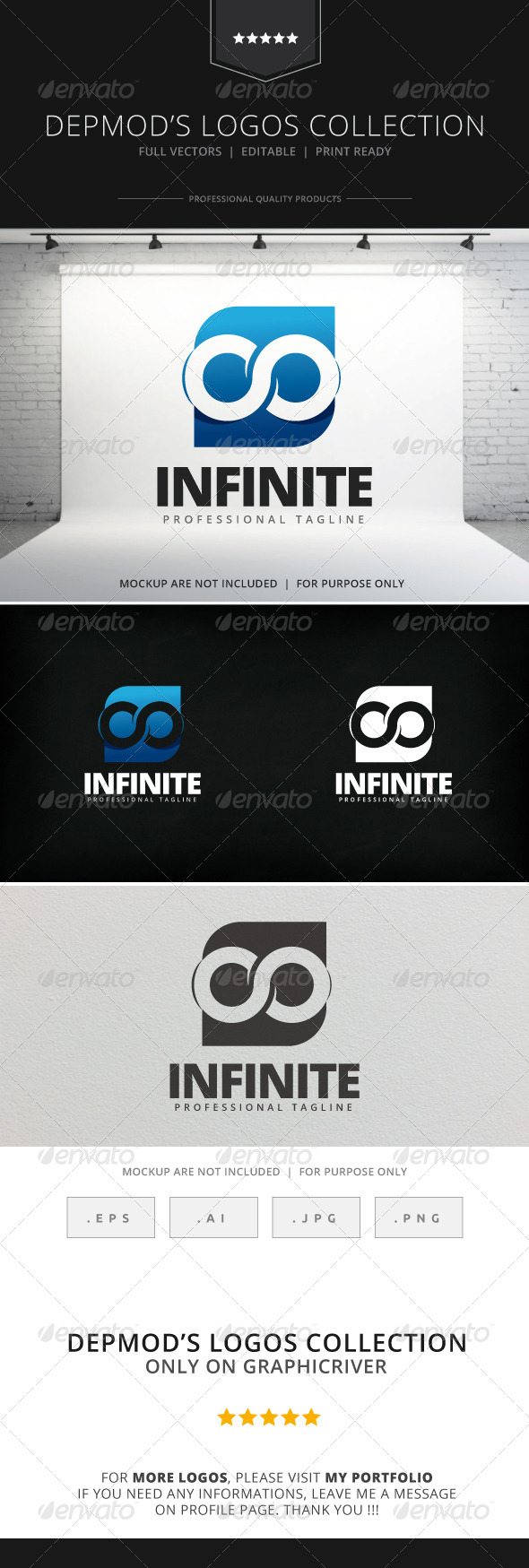 GraphicRiver Infinite Logo 7973318