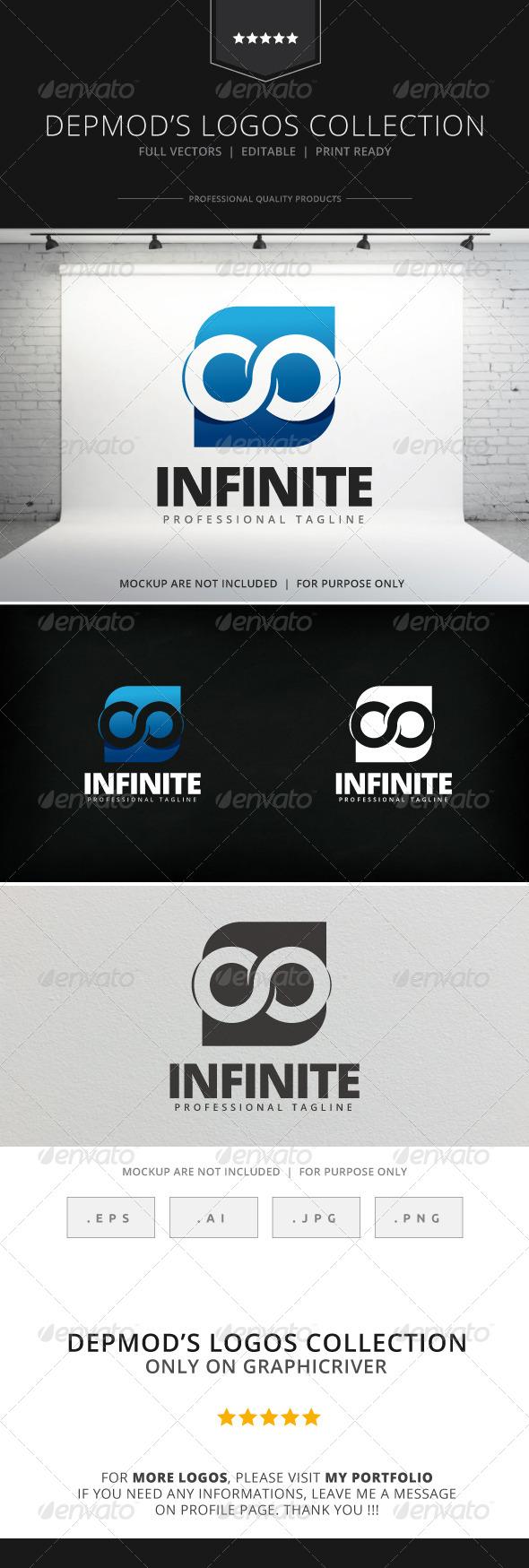 GraphicRiver Infinite Logo 7973318