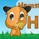 Cartoon Hamster - GraphicRiver Item for Sale