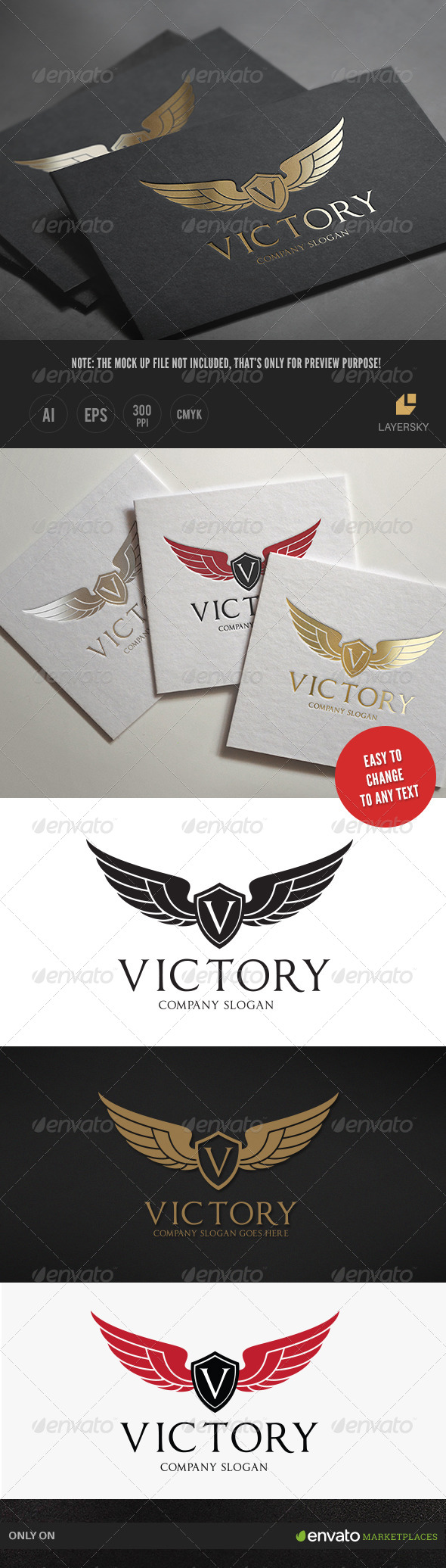 GraphicRiver Victory 7973599