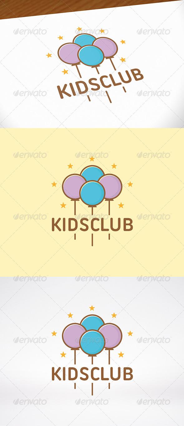 Logotipo para Empresas de Animación Infantil.