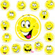 Lemon Cartoon with Expressions  - GraphicRiver Item for Sale