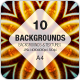 Mystical Kaleidoscope Backgrounds - Episode 01 - GraphicRiver Item for Sale