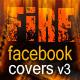Facebook Timeline Covers v.3 - GraphicRiver Item for Sale