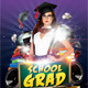 School Grad Flyer - GraphicRiver Item for Sale