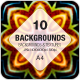 Mystical Kaleidoscope Backgrounds - Episode 02 - GraphicRiver Item for Sale