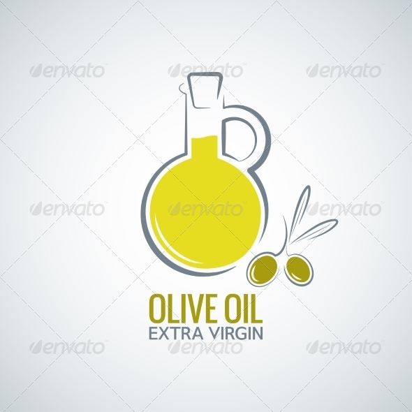 GraphicRiver Olive Oil Background 7974151