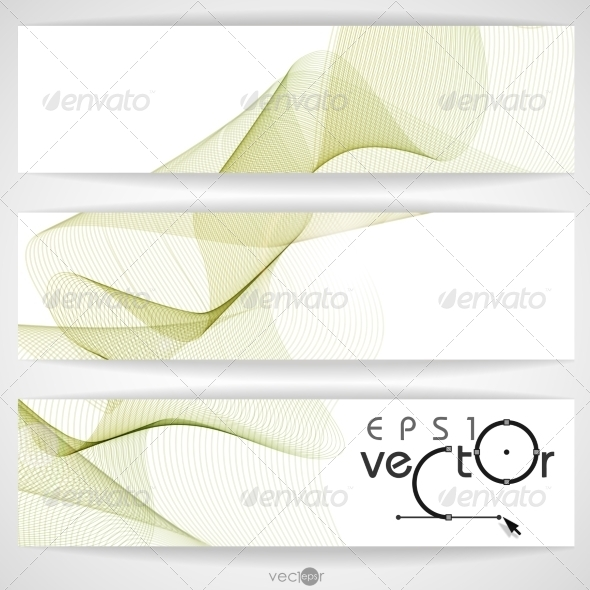 GraphicRiver Abstract Waves Design 7974185