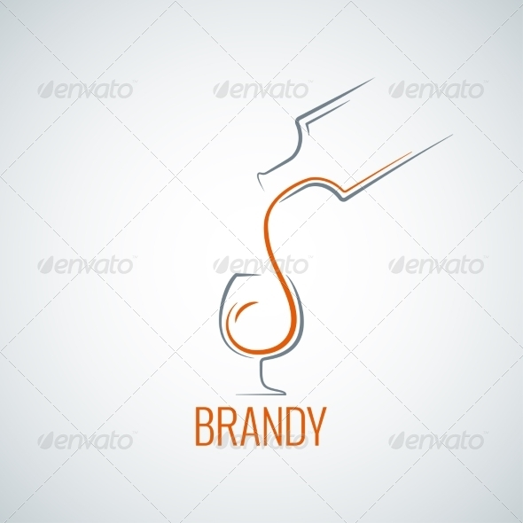 GraphicRiver Brandy Splash Background 7974211