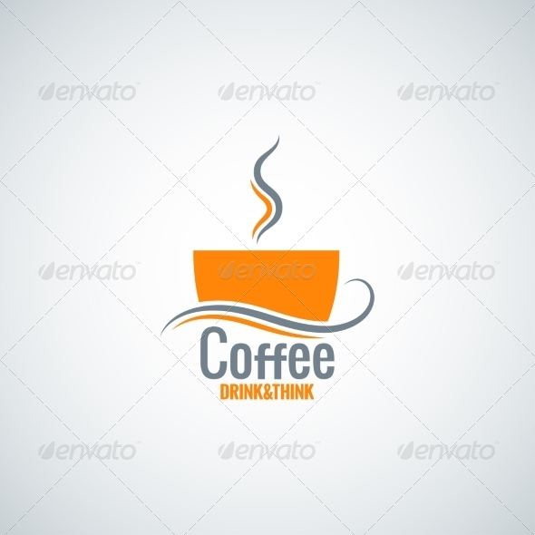 GraphicRiver Coffee Cup Background 7974225