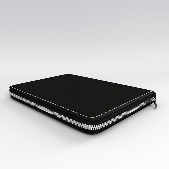 Leather Wallet - 3DOcean Item for Sale