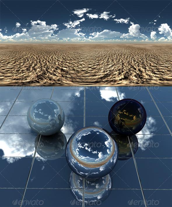 3DOcean Desert 140 7974251