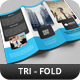 Creative Corporate Tri-Fold Brochure Vol 17 - GraphicRiver Item for Sale