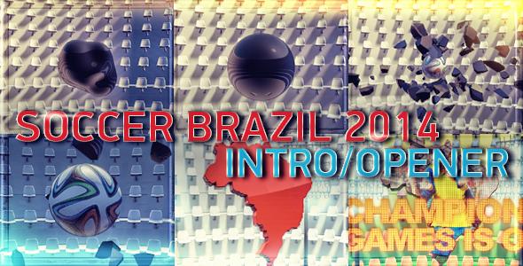 Soccer Stadium 2014 Opener Intro
