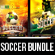 Soccer Flyers Bundle - GraphicRiver Item for Sale