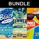 Summer Bundle Vol. 13 - GraphicRiver Item for Sale