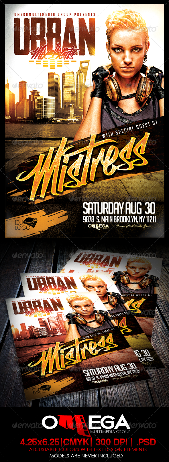 GraphicRiver Urban Mixed Beats 7974658