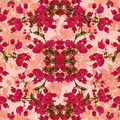 Retro Vintage Floral Motif. - PhotoDune Item for Sale