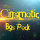 Cinematic Backgrounds 10 Pack - VideoHive Item for Sale