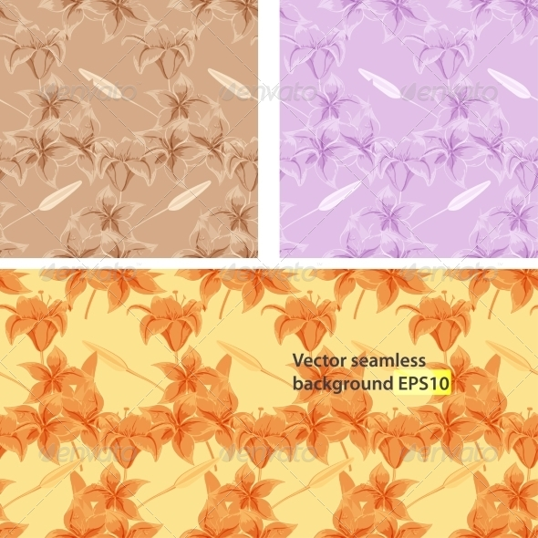 GraphicRiver Floral Pattern 7975498